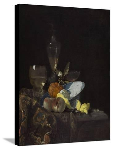 Still Life, c.1660-Willem Kalf-Stretched Canvas Print