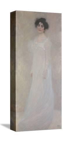 Serena Pulitzer Lederer, 1899-Gustav Klimt-Stretched Canvas Print
