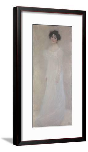 Serena Pulitzer Lederer, 1899-Gustav Klimt-Framed Art Print