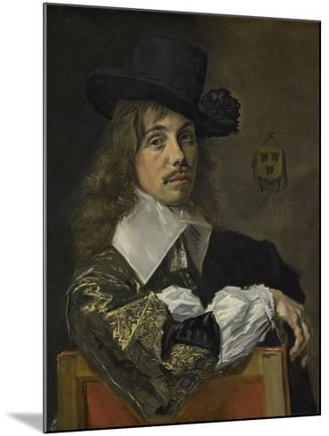 Willem Coymans, 1645-Frans Hals-Mounted Giclee Print