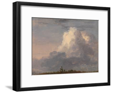 Clouds, c.1838-Thomas Cole-Framed Art Print