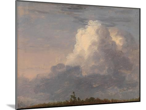 Clouds, c.1838-Thomas Cole-Mounted Giclee Print
