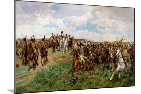 1807, Friedland-Jean-Louis Ernest Meissonier-Mounted Giclee Print