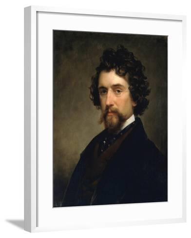 Mathew Brady, 1857-Charles Loring Elliot-Framed Art Print