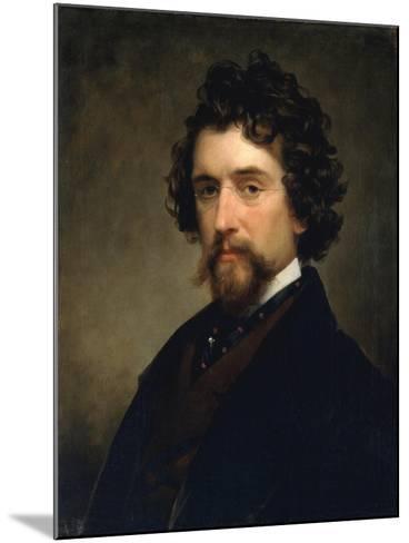 Mathew Brady, 1857-Charles Loring Elliot-Mounted Giclee Print