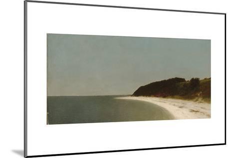 Eaton's Neck, Long Island, 1872-John Frederick Kensett-Mounted Giclee Print