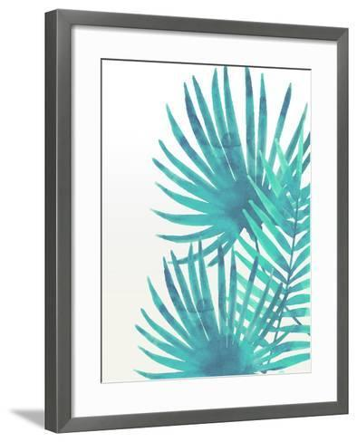 In the Summer 2-Kimberly Allen-Framed Art Print
