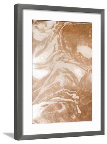Cosmic Copper 1-Kimberly Allen-Framed Art Print