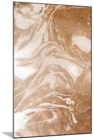 Cosmic Copper 1-Kimberly Allen-Mounted Art Print