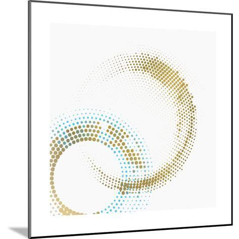 Circle Point 1-Kimberly Allen-Mounted Art Print
