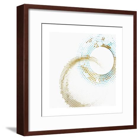Circle Point 2-Kimberly Allen-Framed Art Print
