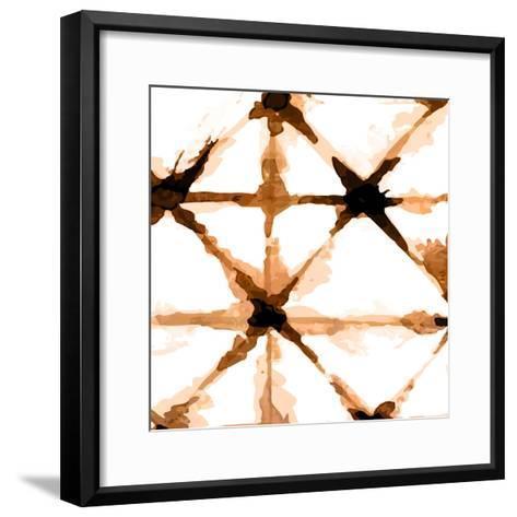 Copper Whites 1-Kimberly Allen-Framed Art Print