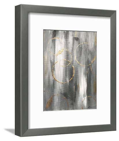 Grey Matter-Victoria Brown-Framed Art Print