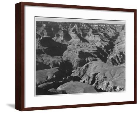 Canyon And Ravine Grand Canyon National Park Arizona 1933 1942 Art