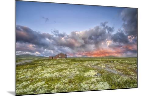 The Anger Of The Heavens-Viviane Fedieu-Daniel-Mounted Photographic Print