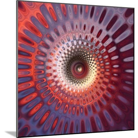 Variations On A Circle 8-Philippe Sainte-Laudy-Mounted Photographic Print