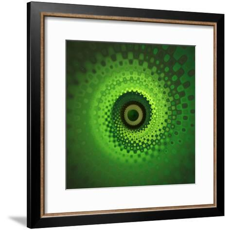 Variations On A Circle 2-Philippe Sainte-Laudy-Framed Art Print