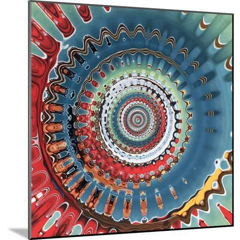 Variations On A Circle 10-Philippe Sainte-Laudy-Mounted Photographic Print