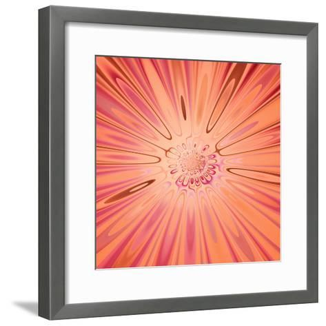 Variations On A Circle 20-Philippe Sainte-Laudy-Framed Art Print