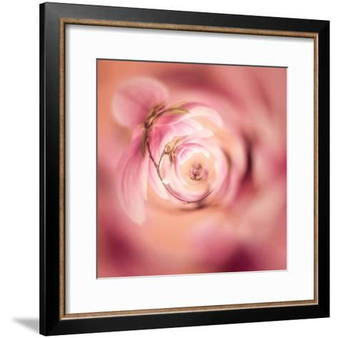Variations On A Circle 19-Philippe Sainte-Laudy-Framed Art Print