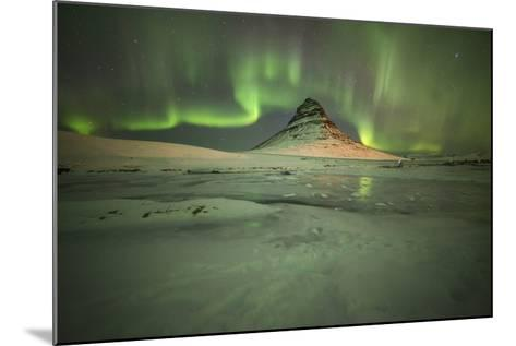 Kirkjufell Moutain-Philippe Manguin-Mounted Photographic Print