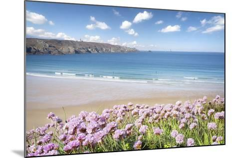 The Trepassed Bay And Beach In Brittany-Philippe Manguin-Mounted Photographic Print