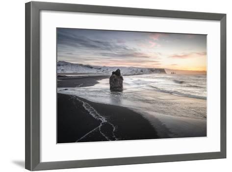 Vik Dyrholaey-Philippe Manguin-Framed Art Print
