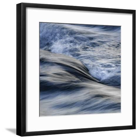 The Flow Of Life-Doug Chinnery-Framed Art Print