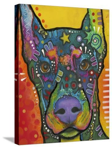 Pharaoh Hound-Dean Russo-Stretched Canvas Print