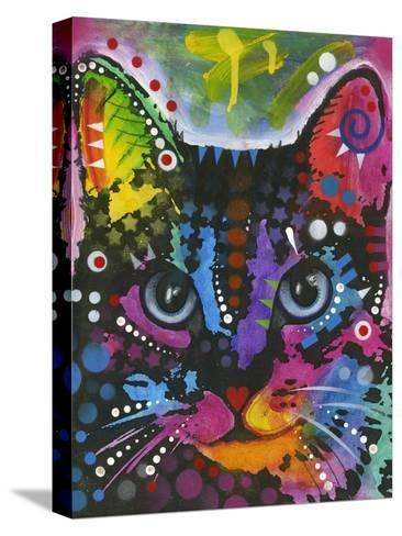 Cat-Dean Russo-Stretched Canvas Print