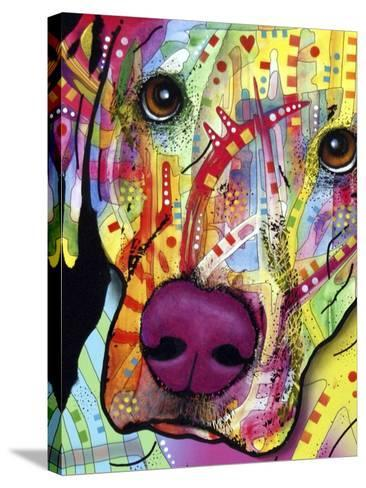 Close Up Lab-Dean Russo-Stretched Canvas Print