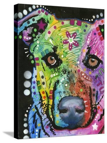 Labrador-Dean Russo-Stretched Canvas Print