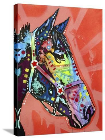 Wc Horse 3-Dean Russo-Stretched Canvas Print