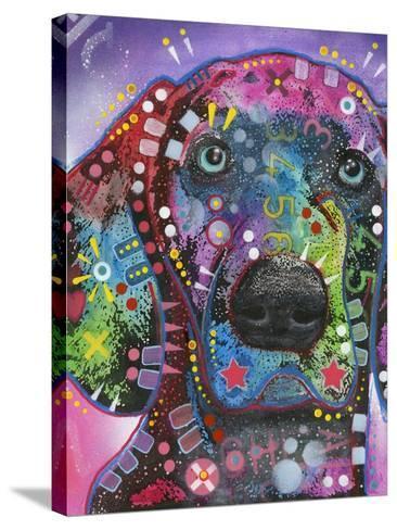 Purple Excitement-Dean Russo-Stretched Canvas Print