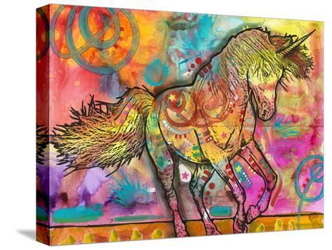 Unicorn-Dean Russo-Stretched Canvas Print