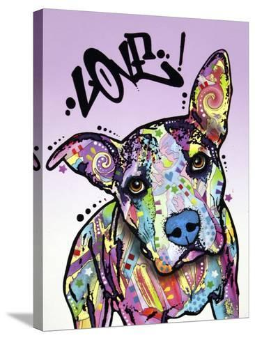 Love!-Dean Russo-Stretched Canvas Print