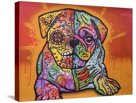Sugar Pug-Dean Russo-Stretched Canvas Print
