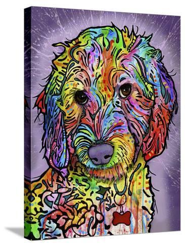Sweet Poodle-Dean Russo-Stretched Canvas Print