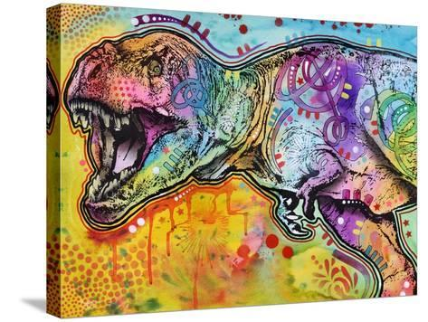 T Rex 2-Dean Russo-Stretched Canvas Print