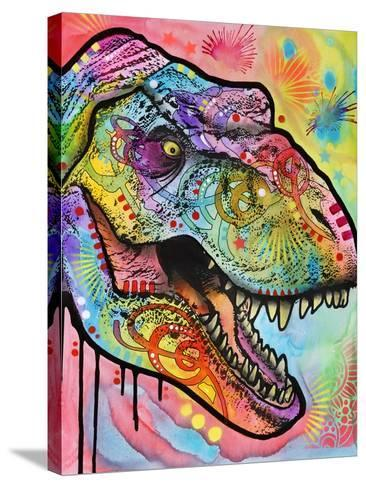 T Rex 1-Dean Russo-Stretched Canvas Print