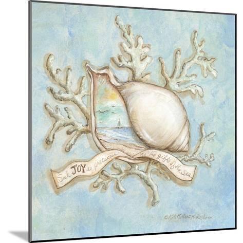 Treasures of the Tide III-Kate McRostie-Mounted Art Print