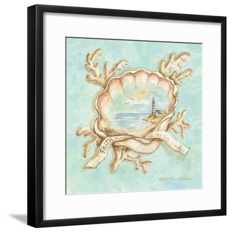 Treasures of the Tide IV-Kate McRostie-Framed Art Print