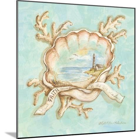 Treasures of the Tide IV-Kate McRostie-Mounted Art Print