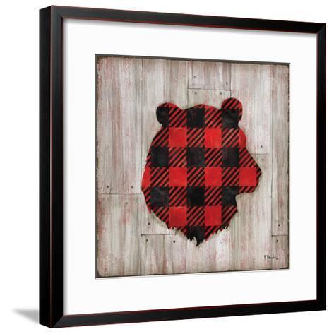 Logan Lodge III-Paul Brent-Framed Art Print
