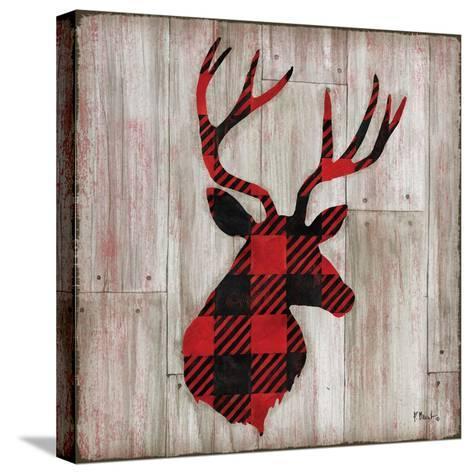 Logan Lodge I-Paul Brent-Stretched Canvas Print