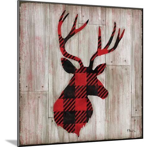 Logan Lodge I-Paul Brent-Mounted Art Print