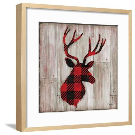 Logan Lodge I-Paul Brent-Framed Art Print