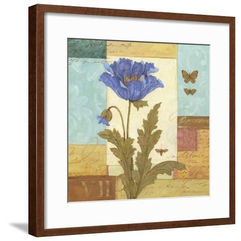 Blue Passage II-Pamela Gladding-Framed Art Print