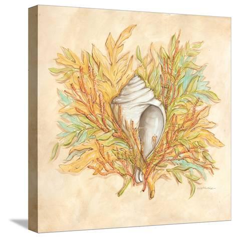 Coral Reef III-Kate McRostie-Stretched Canvas Print