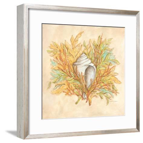 Coral Reef III-Kate McRostie-Framed Art Print